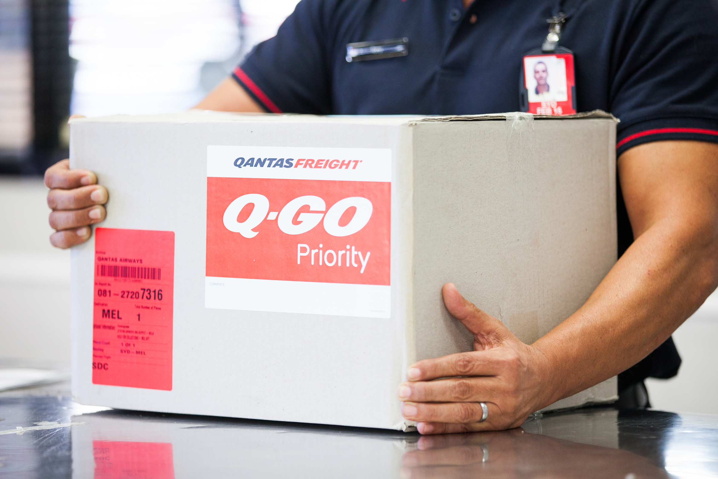 Freight, shipping and transport services | Qantas Freight